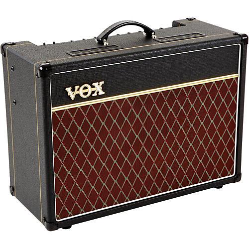 Vox Custom AC15C1 15W 1x12 Tube Guitar Combo Amp-thumbnail
