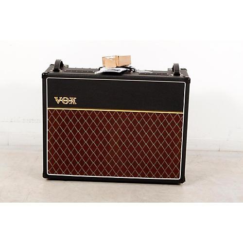 blemished vox custom ac30c2x 30w 2x12 tube guitar combo amp black 190839065421 guitar center. Black Bedroom Furniture Sets. Home Design Ideas