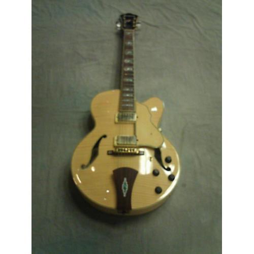 Ibanez Custom AF105 NT Hollow Body Electric Guitar
