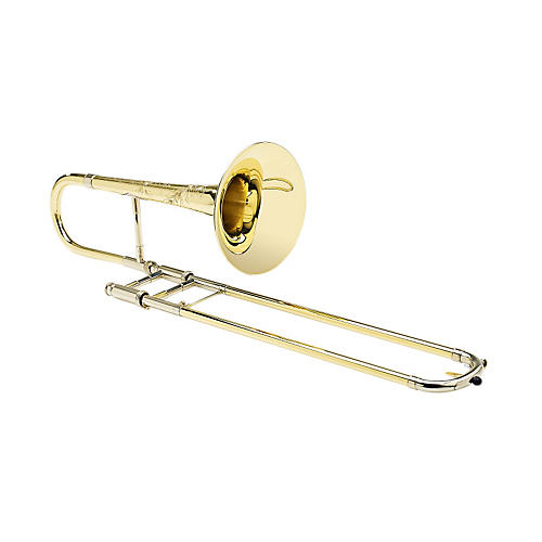 S.E. SHIRES Custom Alto Trombone in Yellow Brass A7LW-Y Yellow Brass Bell Straight
