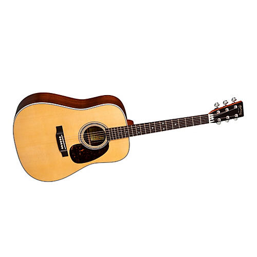 Martin Custom Artist Series D28M Mamas and The Papas Dreadnought Acoustic Guitar Natural