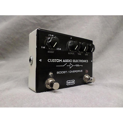 MXR Custom Audio Electronics MC402 Effect Pedal-thumbnail