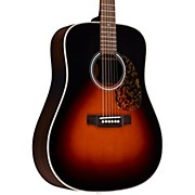 Custom BR-160 Dreadnought Acoustic Guitar Sunburst