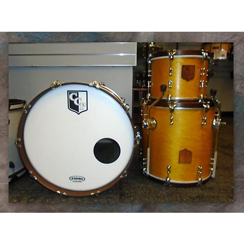Chicago Custom Percussion Custom Build Drum Kit-thumbnail