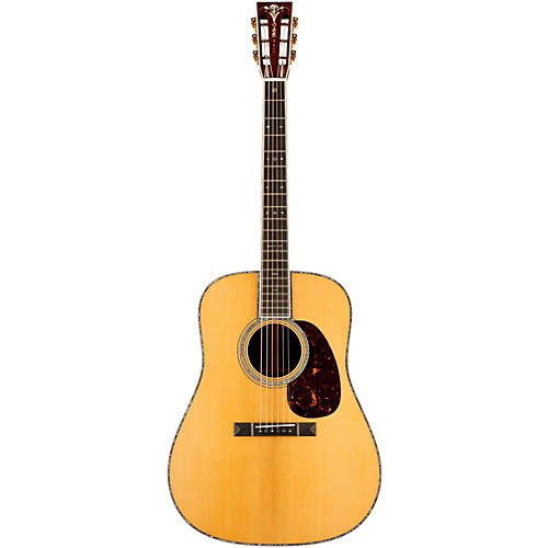 martin custom century series with vts d 42 dreadnought acoustic guitar guitar center. Black Bedroom Furniture Sets. Home Design Ideas