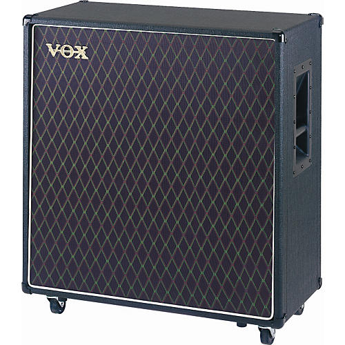 Vox Custom Classic V412BN 120W 4x12 Guitar Extension Cabinet Brown-thumbnail