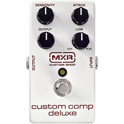 MXR Custom Shop Custom Compressor Deluxe Guitar Effects Pedal