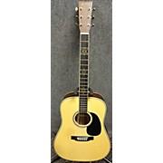 Martin Custom D-35 Seth Avett Signature Edition Acoustic Electric Guitar