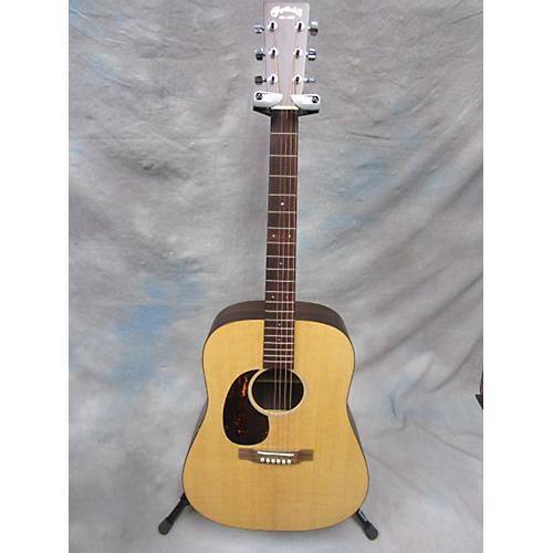 Martin Custom D Left Handed Acoustic Guitar