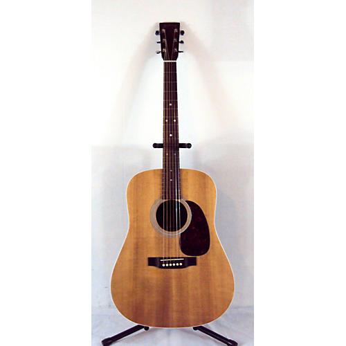 Martin Custom D Mahogany Acoustic Guitar