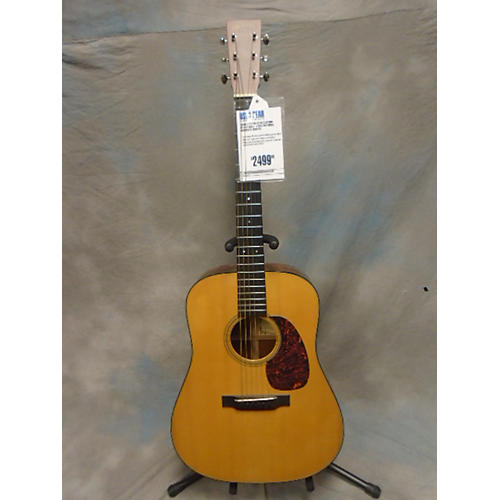 Martin Custom D18GE Golden Era Acoustic Guitar-thumbnail