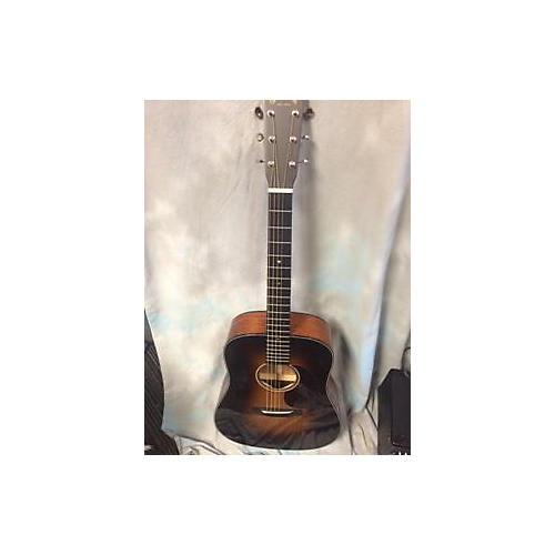 Martin Custom D18GE Golden Era Acoustic Guitar 2 Color Sunburst