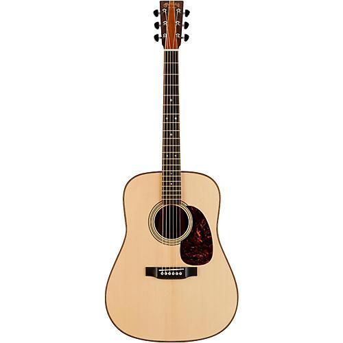 Martin Custom D28 Dreadnought Acoustic Guitar Natural