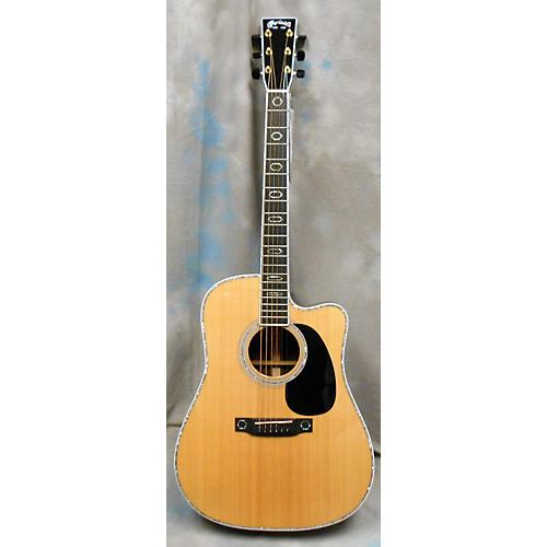 Martin Custom DC Aura Acoustic Electric Guitar