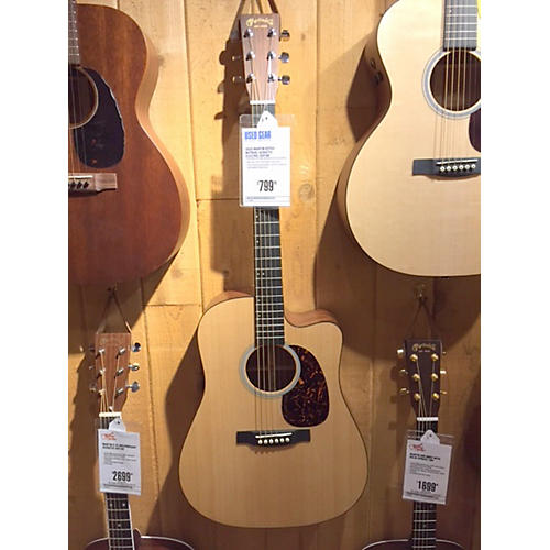 Martin Custom DCPA4R Acoustic Electric Guitar-thumbnail