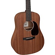 Martin Custom DJR2A Sapele Dreadnought Junior Acoustic Guitar