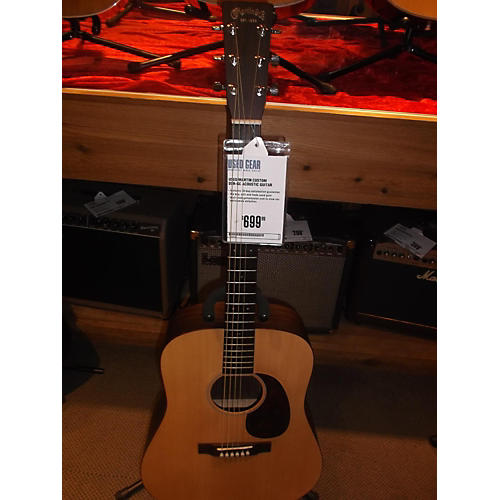 Martin Custom DSR-GC Acoustic Guitar-thumbnail