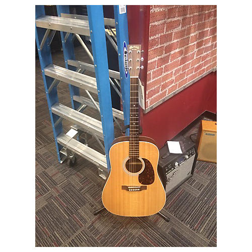 Martin Custom DSR-GC Natural Acoustic Guitar