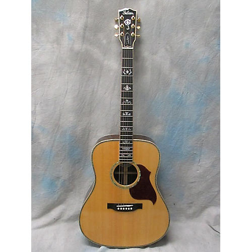 Gibson Custom Deluxe Songwriter Acoustic Electric Guitar