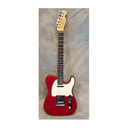 Fender Custom Deluxe Telecaster Solid Body Electric Guitar