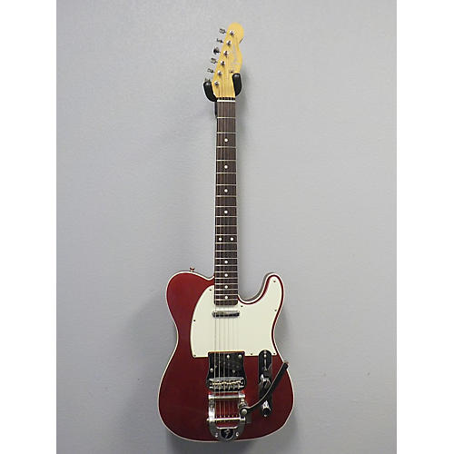 Fender Custom Deluxe Telecaster Solid Body Electric Guitar-thumbnail