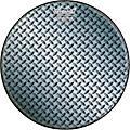 Remo Custom Diamond Plate Graphic Bass Drum Head  Thumbnail