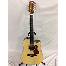 Taylor Custom Dn Madagascar Rosewood Bk&sides Adirondack Spruce Top Acoustic Electric Guitar