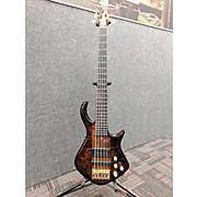 Warrior Custom Electric Bass Guitar