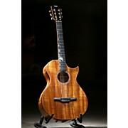 Taylor Custom-GC-9070 Nylon String Acoustic-Electric Guitar