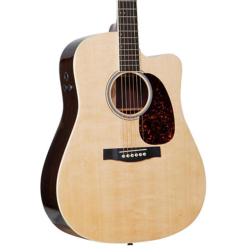 Martin Custom GC MMVCE Cutaway Dreadnought Acoustic-Electric Guitar Natural