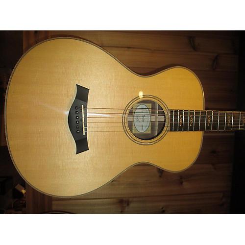 Taylor Custom GCe 12 Fret BTO #7545 Acoustic Electric Guitar-thumbnail