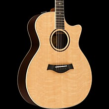 Taylor Custom Grand Auditorium #9731 Acoustic-Electric Guitar Natural