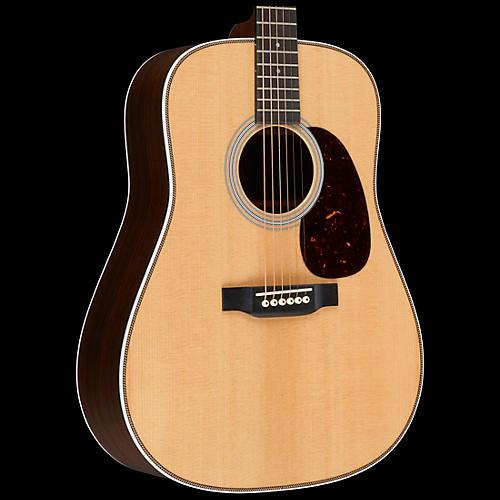 martin custom hd 28 vts dreadnought acoustic guitar natural guitar center. Black Bedroom Furniture Sets. Home Design Ideas
