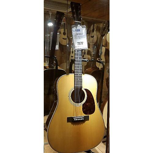 used martin custom hd28 vts acoustic guitar natural guitar center. Black Bedroom Furniture Sets. Home Design Ideas