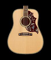 Gibson Custom Hummingbird Special Acoustic Guitar