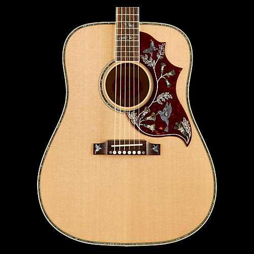 Gibson Custom Hummingbird Special Acoustic Guitar Natural