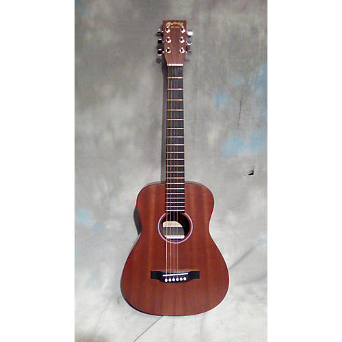 Martin Custom LX Series Acoustic Guitar-thumbnail