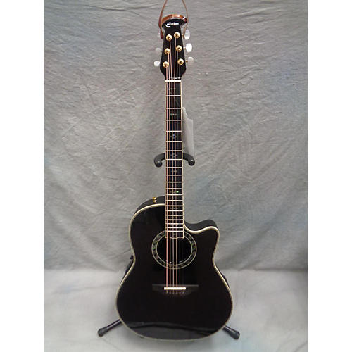Ovation Custom Legend Acoustic Electric Guitar