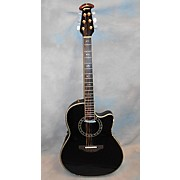 Ovation Custom Legend Acoustic Electric Guitar