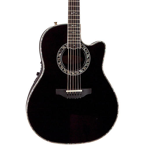Ovation Custom Legend C2079 AX Deep Contour Acoustic-Electric Guitar-thumbnail