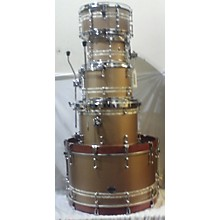 Shine Custom Drums & Percussion Custom Maple Drum Kit