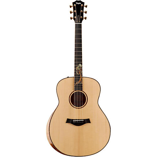 Taylor Custom Maple Grand Orchestra Acoustic-Electric Guitar Natural-thumbnail