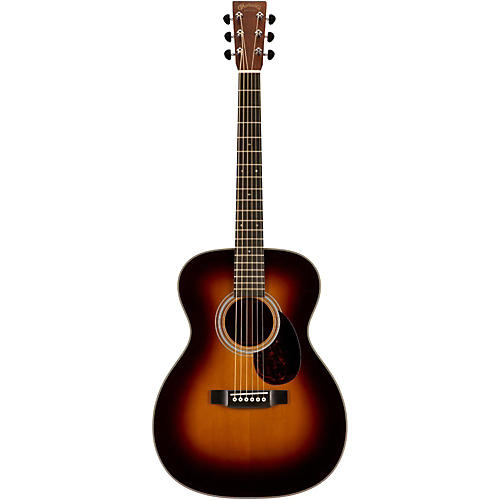 Martin Custom OM-28 Orchestra Model Acoustic Guitar 1935 Sunburst
