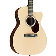 Martin Custom Performing Artist Series OMCPA4 Rosewood Orchestra Model Acoustic-Electric Guitar