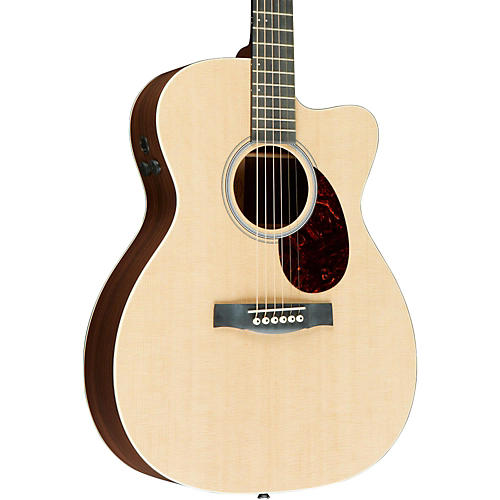 Martin Custom Performing Artist Series OMCPA4 Rosewood Orchestra Model Acoustic-Electric Guitar Rosewood