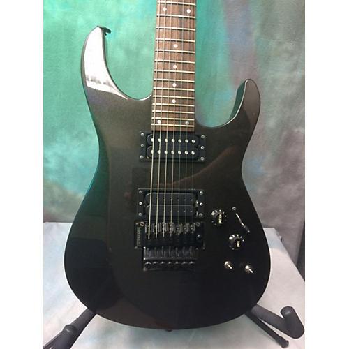 Fernandes Custom Revolver 7 Solid Body Electric Guitar Gunmetal Gray