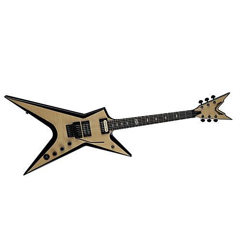 Dean Custom Run #7 Stealth Electric Guitar-thumbnail
