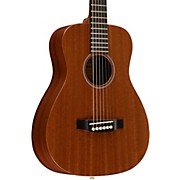 Custom Sapele LX Acoustic Guitar Natural