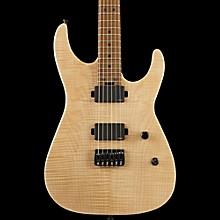 Charvel Custom Select Dinky Hipshot Electric Guitar Natural