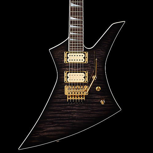 Jackson Custom Select Kelly Flat Top Electric Guitar-thumbnail